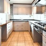 【最新】人気のグレー色の輸入キッチン実例
