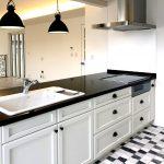 大手ハウスメーカーに納入した海外製キッチン